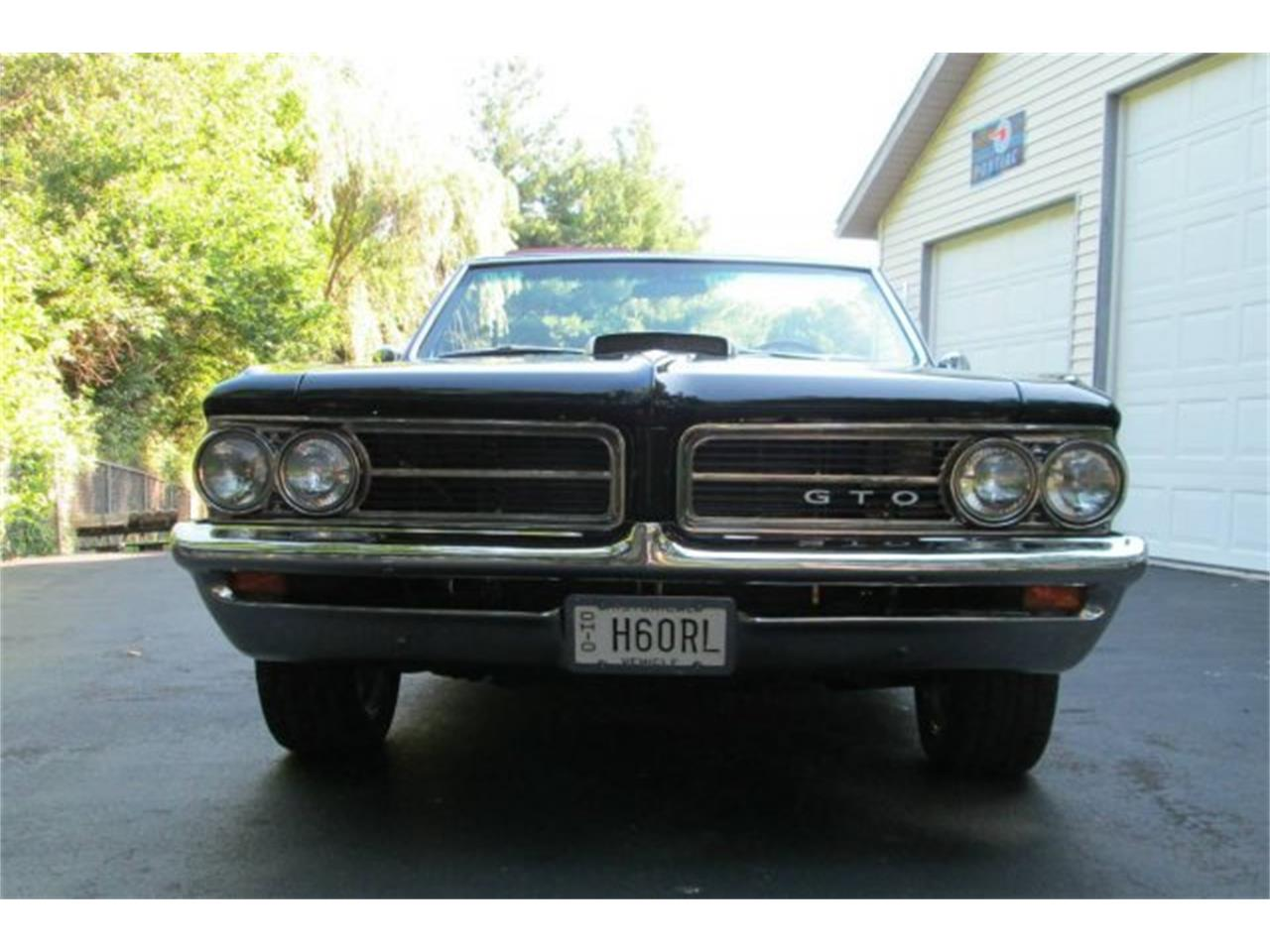 1964 Pontiac Gto For Sale Classiccars Com Cc 1096788