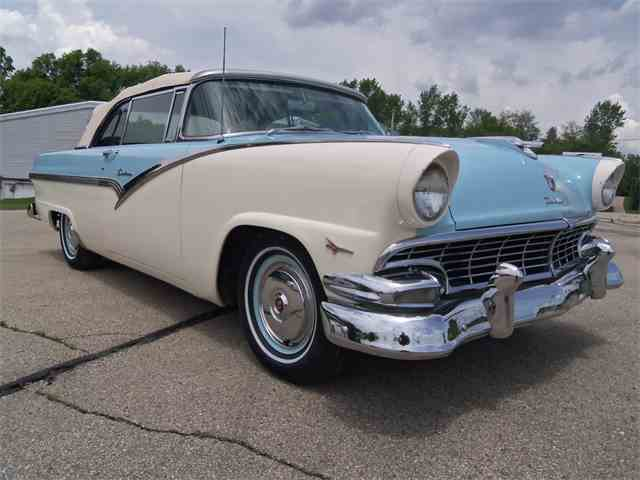 Picture of '56 Fairlane Sunliner - NIAF