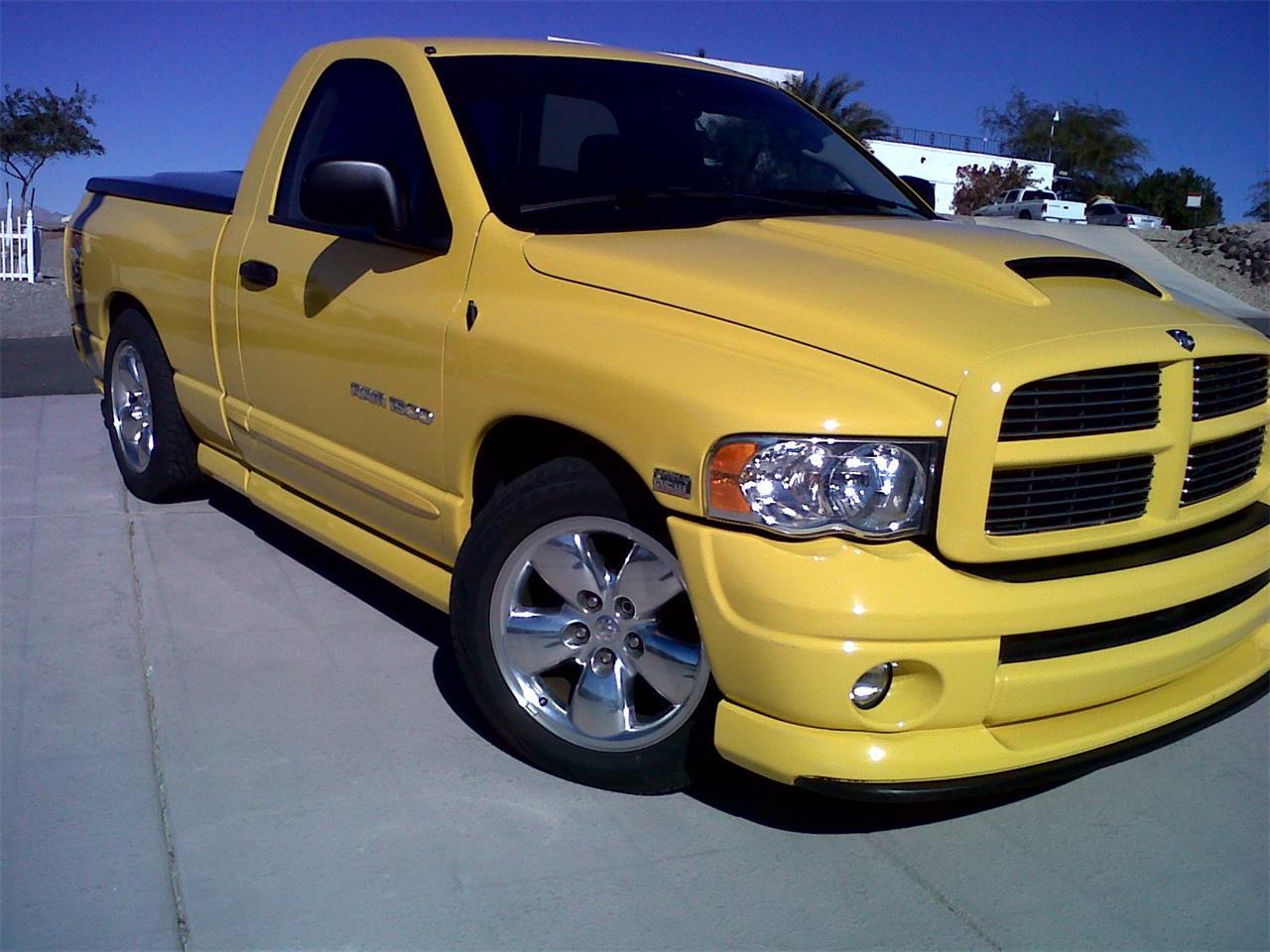2005 Dodge Ram 1500 Rumble Bee For Sale Classiccars Com Cc 1096800
