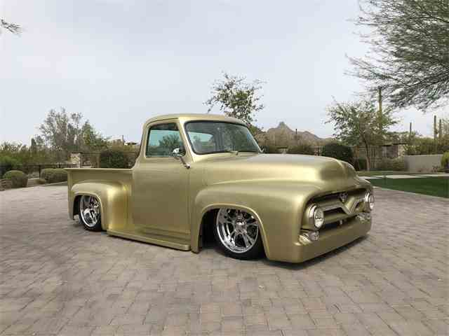 Picture of 1955 F100 located in Scottsdale Arizona Offered by a Private Seller - NIAY