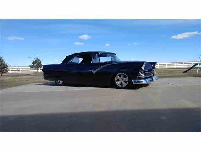 Picture of 1955 Ford Sunliner located in Great falls Montana - $65,000.00 Offered by a Private Seller - NIBC