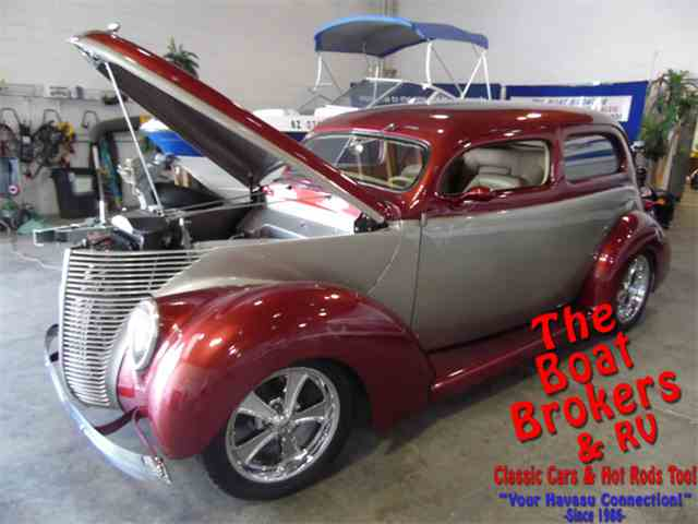 Picture of Classic '38 Ford Deluxe located in Lake Havasu Arizona - NIC2