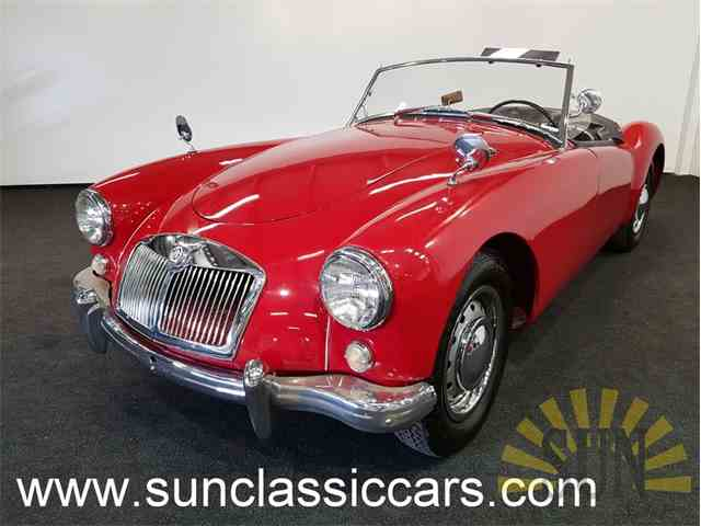 Picture of '59 MGA - NIC9