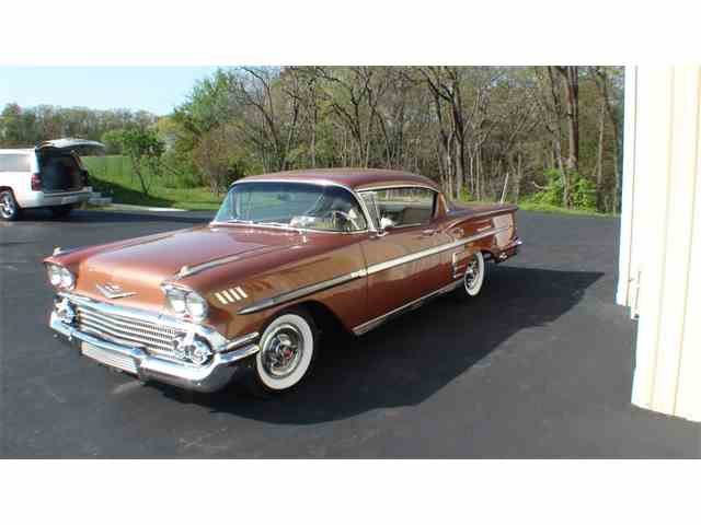 Picture of '58 Impala - NICB