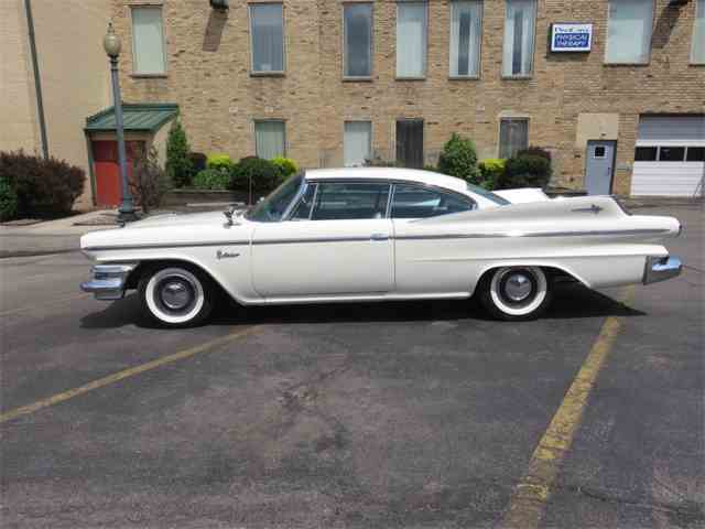 Picture of Classic 1960 Dodge Polara Auction Vehicle - NICE