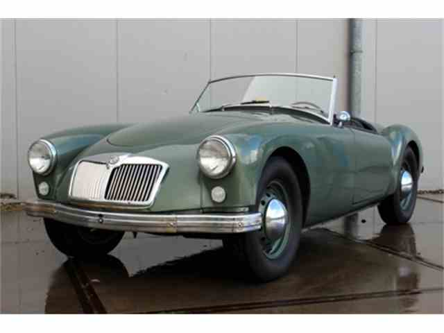 Picture of '59 MGA - NICF