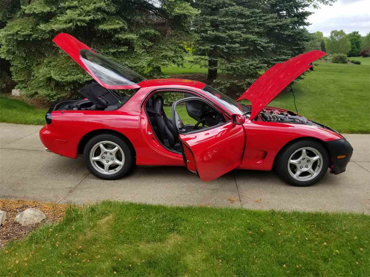 Large Picture of '93 RX-7 - NICV