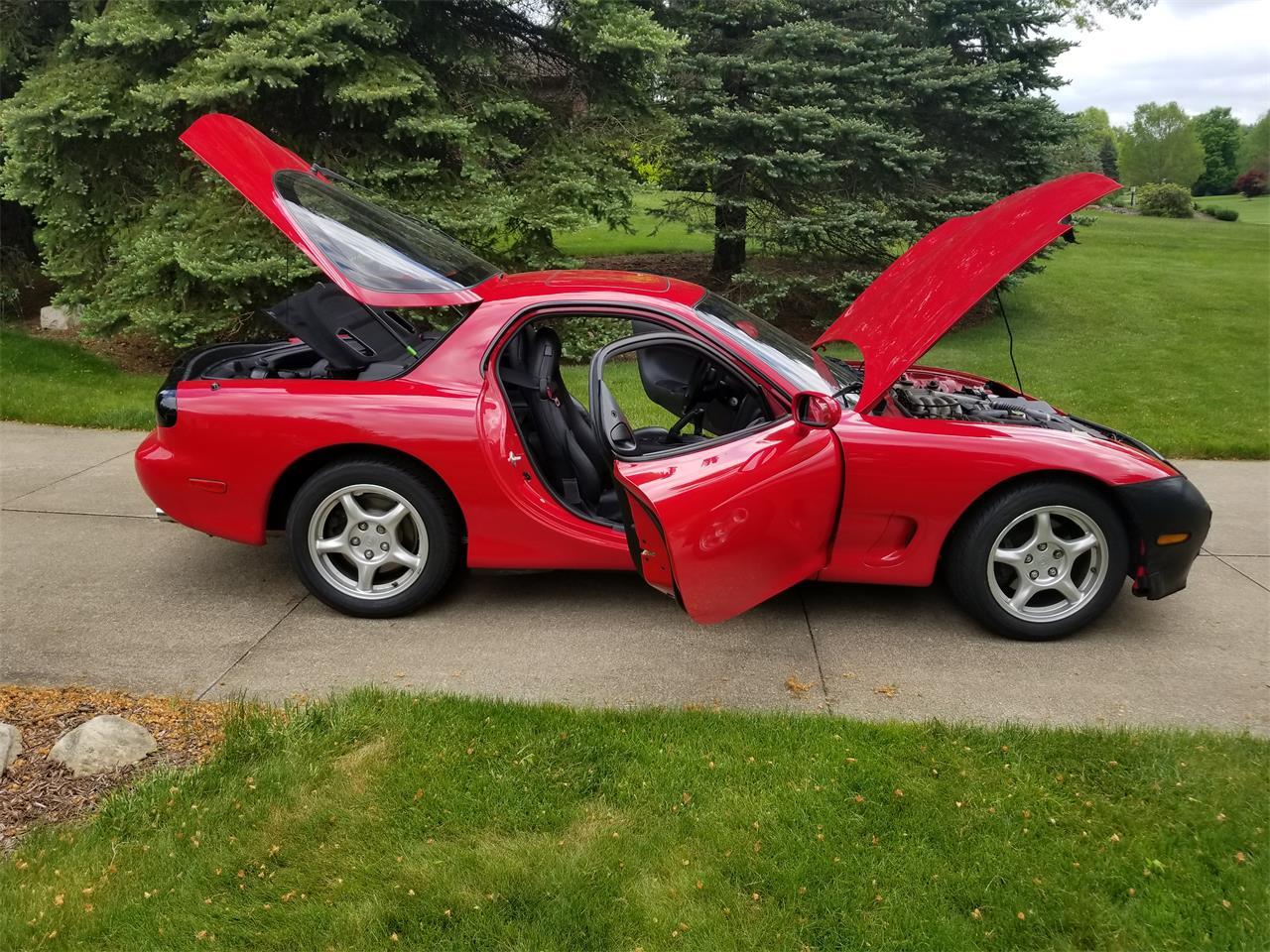 Large Picture of 1993 Mazda RX-7 located in Akron Ohio - $54,000.00 - NICV