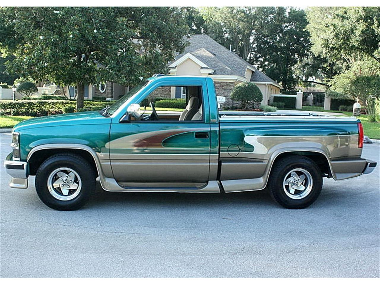Large Picture of '94 Silverado - NIF5