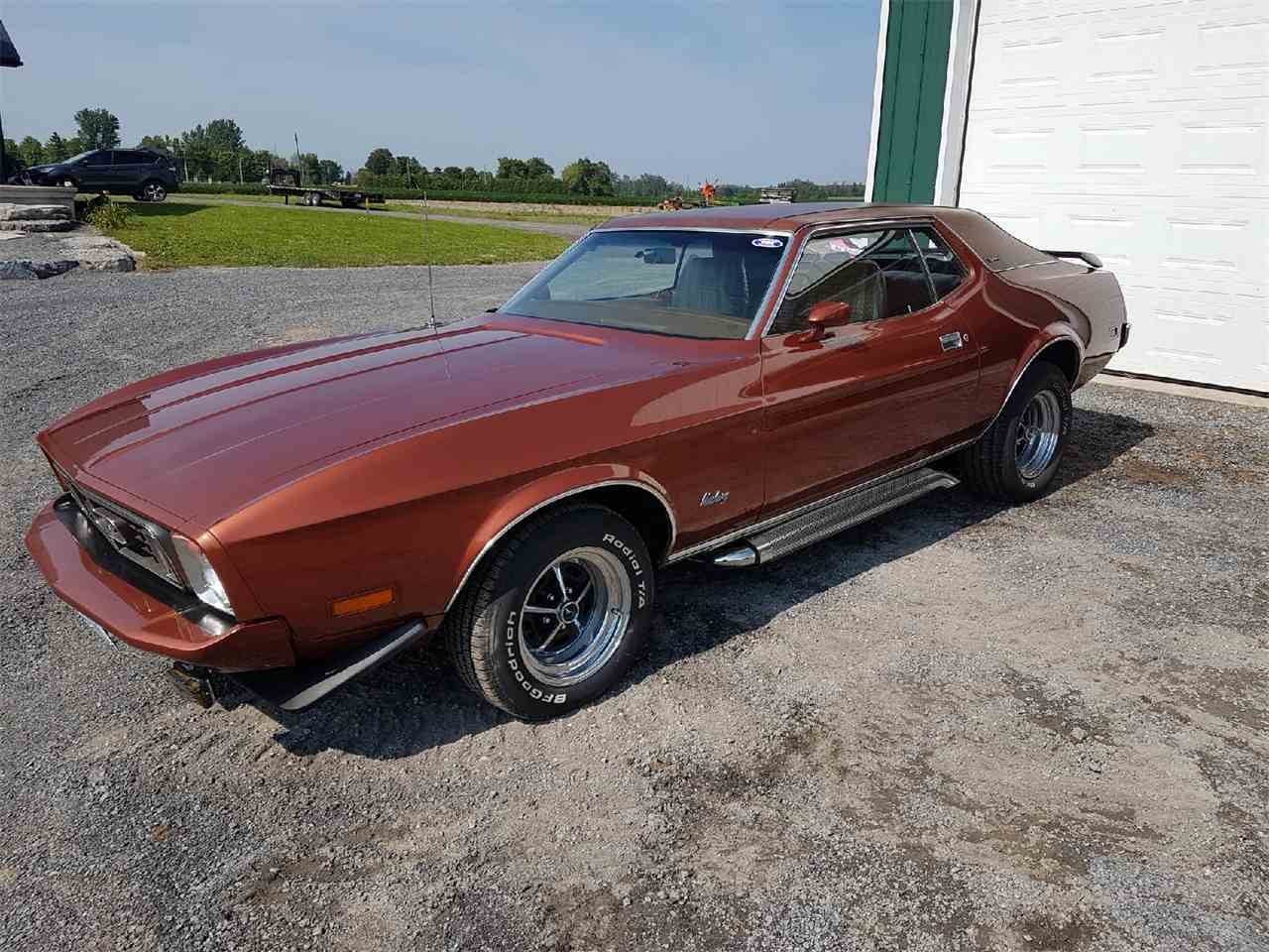 Large Picture of '73 Mustang - NIF6