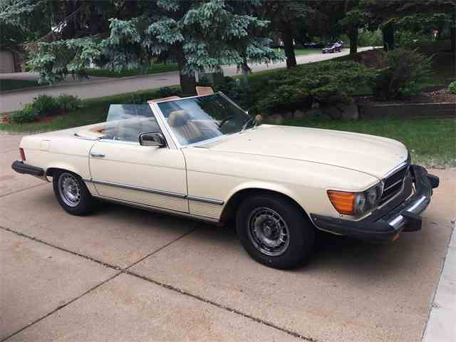 Picture of 1980 Mercedes-Benz 450SL - NIF9