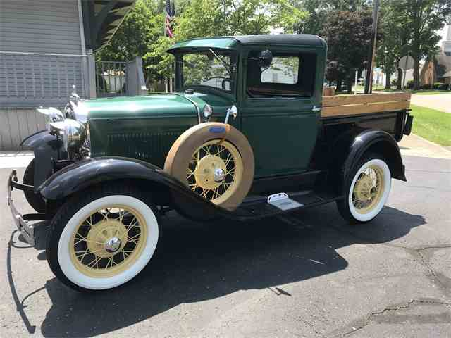 Picture of '31 Pickup - NIFA