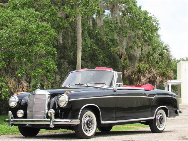 Picture of '60 Mercedes-Benz 220SE located in Sarasota Florida - NIFB
