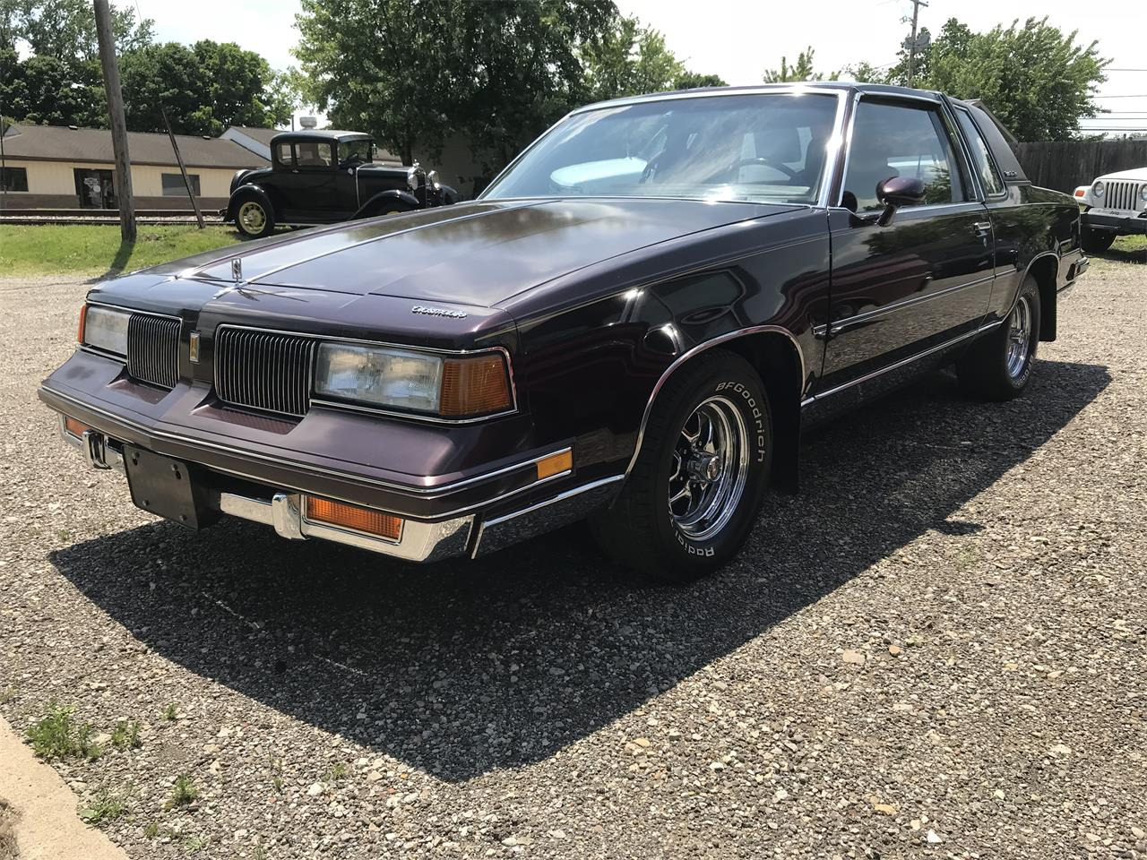 Large Picture Of 1988 Cutlass Supreme