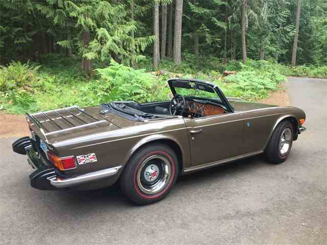 Picture of '75 TR6 - NIFV