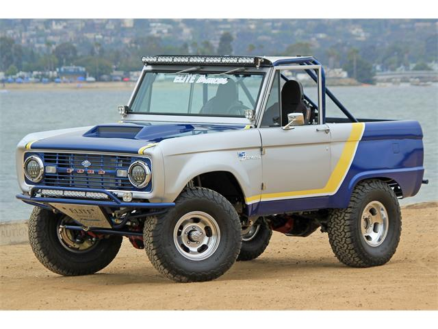 Picture of '66 Bronco - ND1Z