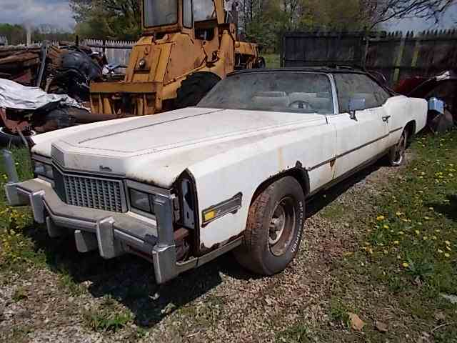 Picture of '76 Eldorado - $900.00 Offered by  - NIGD