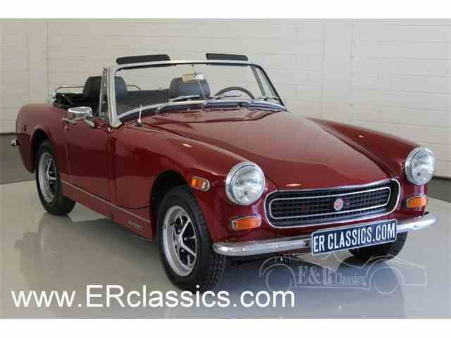 Picture of 1974 MG Midget located in Noord Brabant - $23,050.00 - NIGS