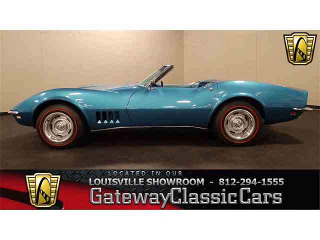 Picture of '68 Corvette - NIGT