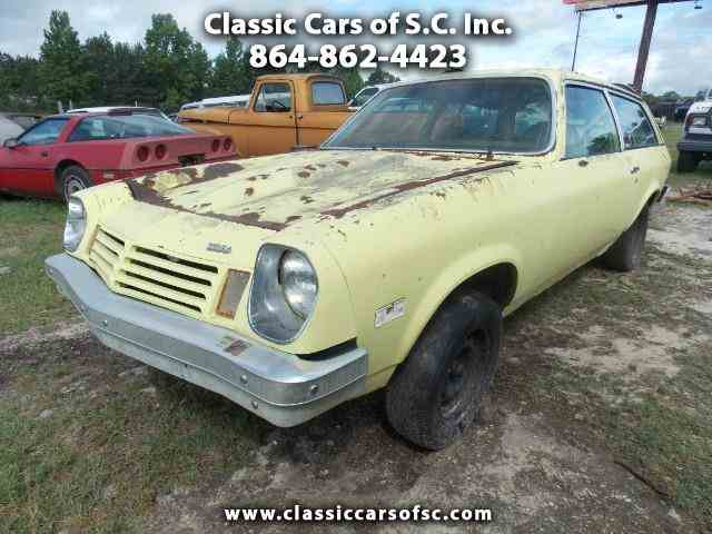 Picture of '75 Chevrolet Vega located in Gray Court South Carolina - $1,750.00 - NIHG