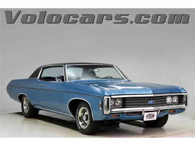 Picture of Classic '69 Chevrolet Impala Offered by  - NIHQ
