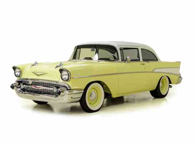 Picture of 1957 Chevrolet 210 - NIHS