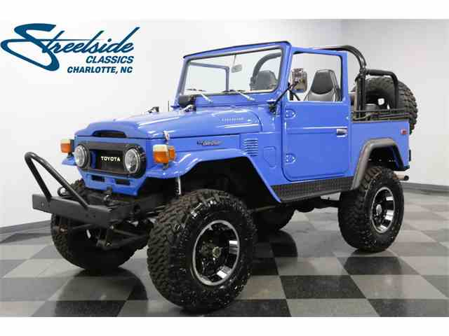Picture of '77 Toyota Land Cruiser FJ - $34,995.00 Offered by  - NIIC