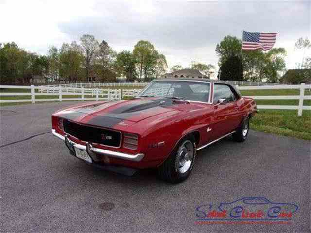 Picture of Classic 1969 Camaro Offered by  - NIID