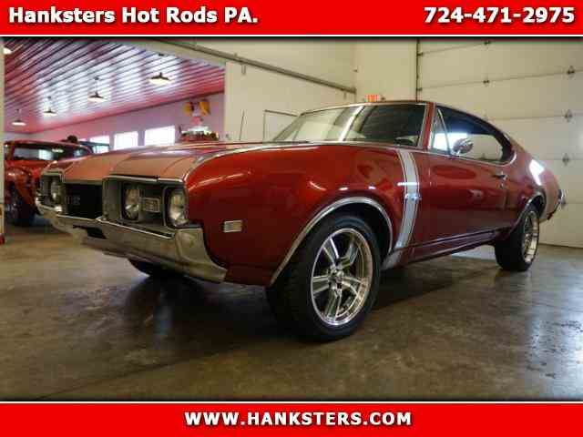 Picture of Classic 1968 Oldsmobile 442 - $39,900.00 Offered by  - ND3R