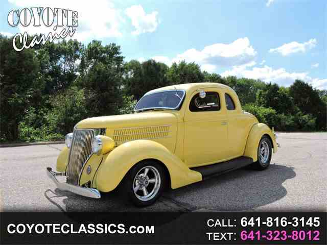 Picture of '36 Coupe - NIJ6