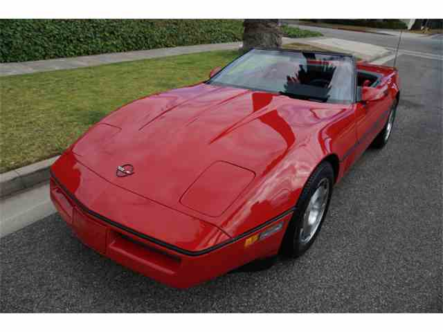 Picture of 1986 Corvette Offered by  - NIJD