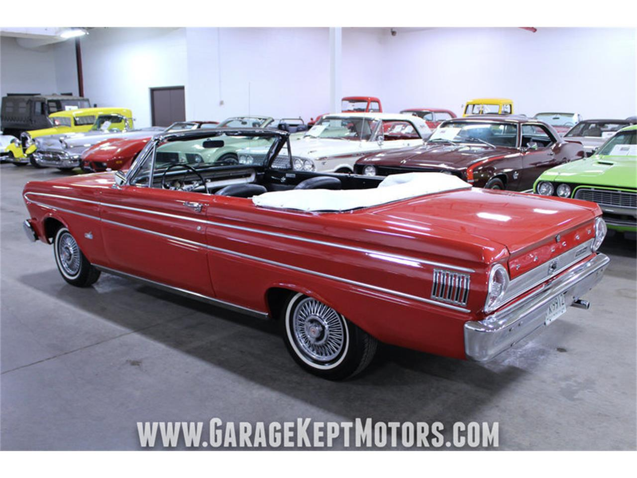 1964 Ford Falcon For Sale Cc 1090713 Futura Convertible Large Picture Of 64 Ndll
