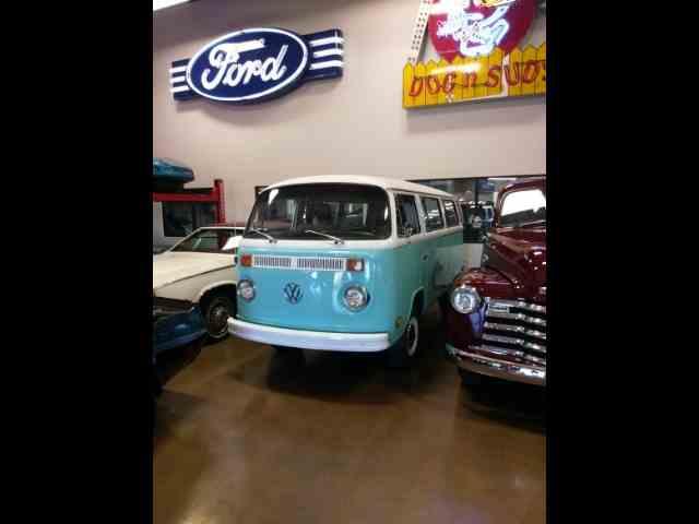 Picture of Classic 1973 Volkswagen Bus located in Scottsdale Arizona - NIJV