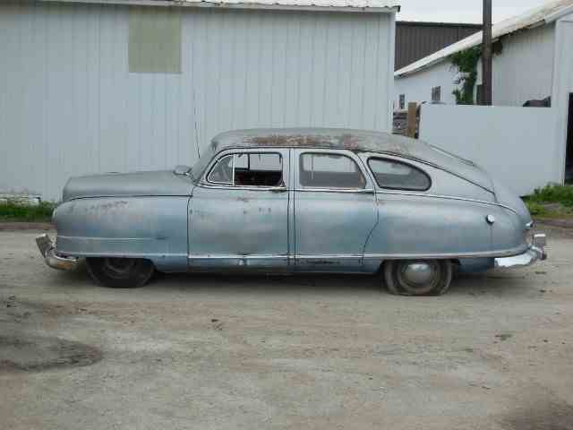 Picture of Classic 1949 Nash Rambler located in Corning Iowa - $2,950.00 - NIKL