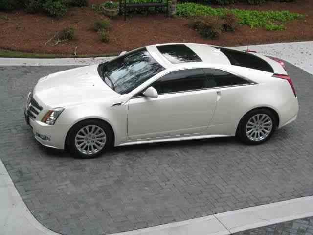 Picture of '11 CTS - NIKO