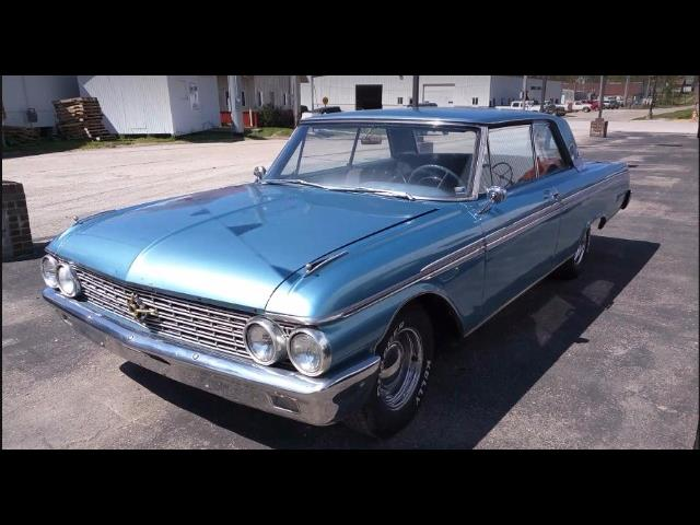 1962 ford galaxie 500 for sale on. Black Bedroom Furniture Sets. Home Design Ideas