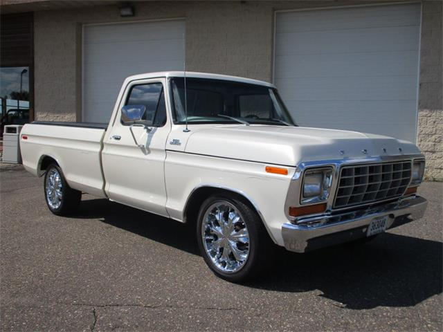 Picture of '79 F100 - NIKT