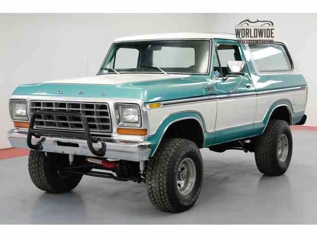 Picture of '78 Bronco - NIL6