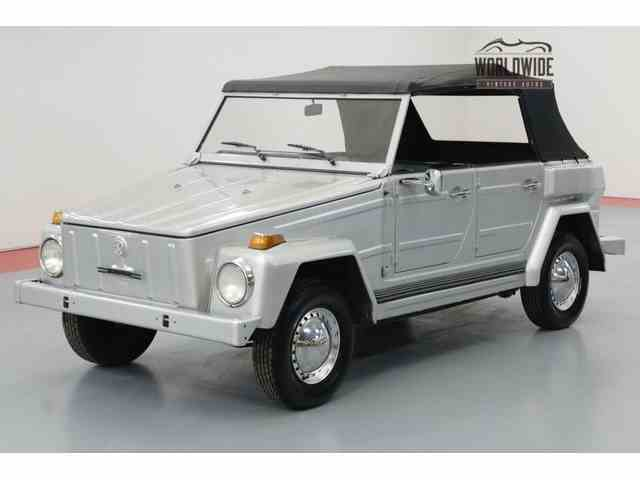Picture of '74 Volkswagen Thing Offered by  - NILC