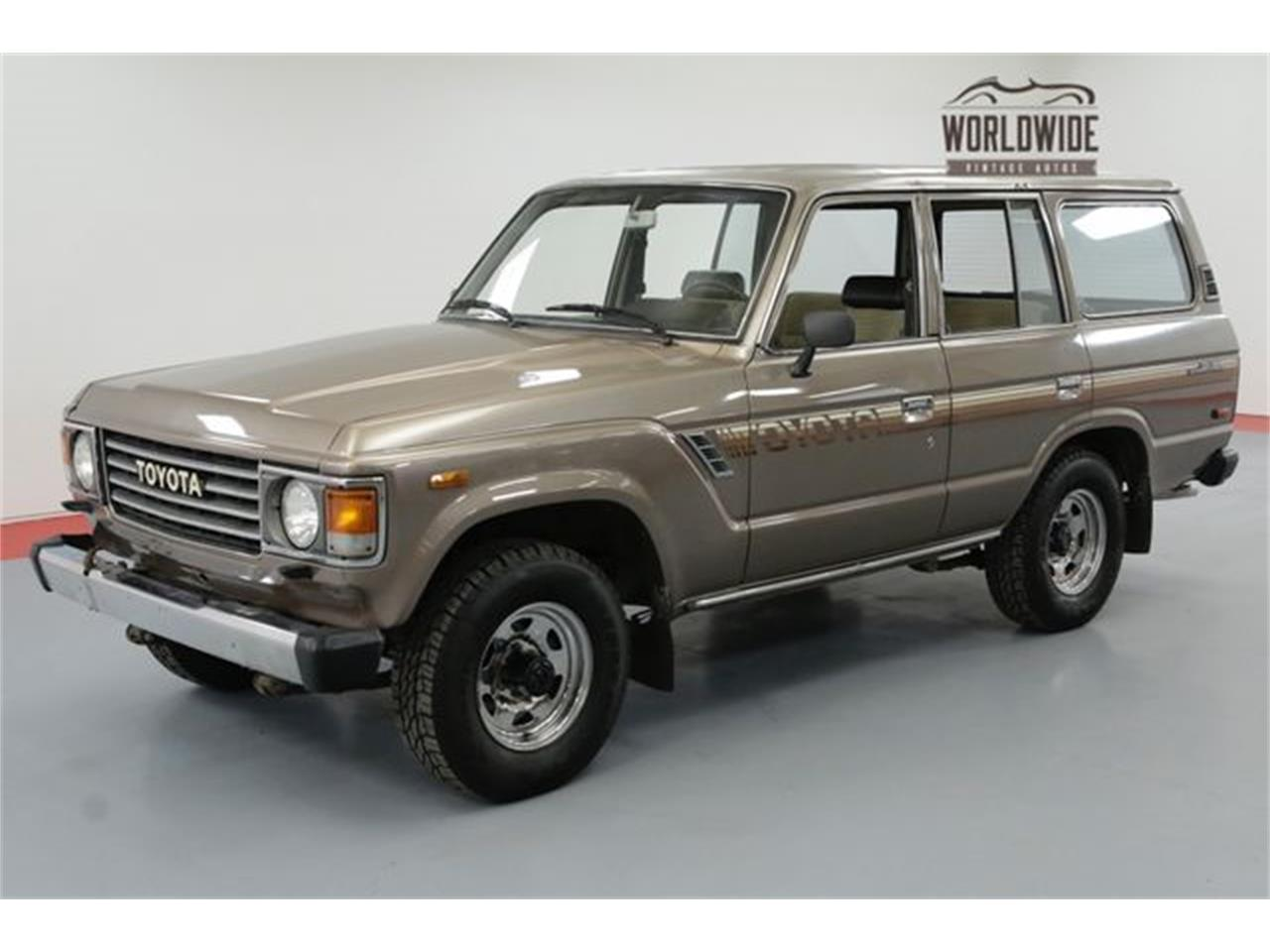 Picture of '85 Land Cruiser FJ - NILH