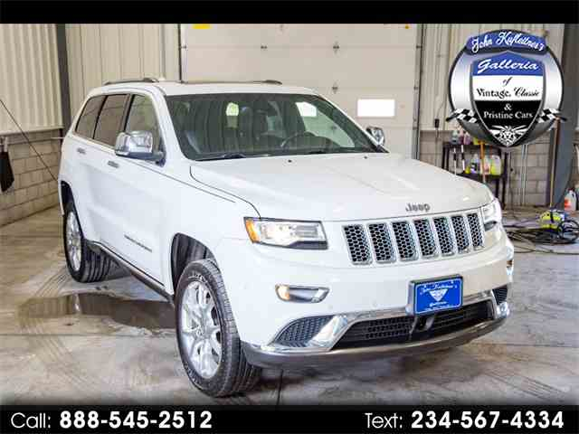 Picture of '14 Grand Cherokee - NDLR