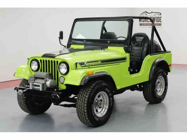 Picture of 1976 Jeep CJ5 located in Denver  Colorado Offered by  - NIM9