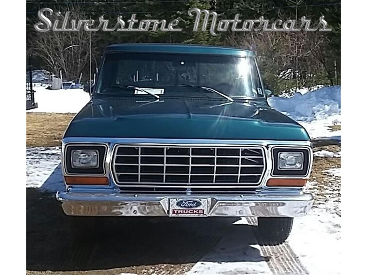 Large Picture of '79 F100 - NDLU