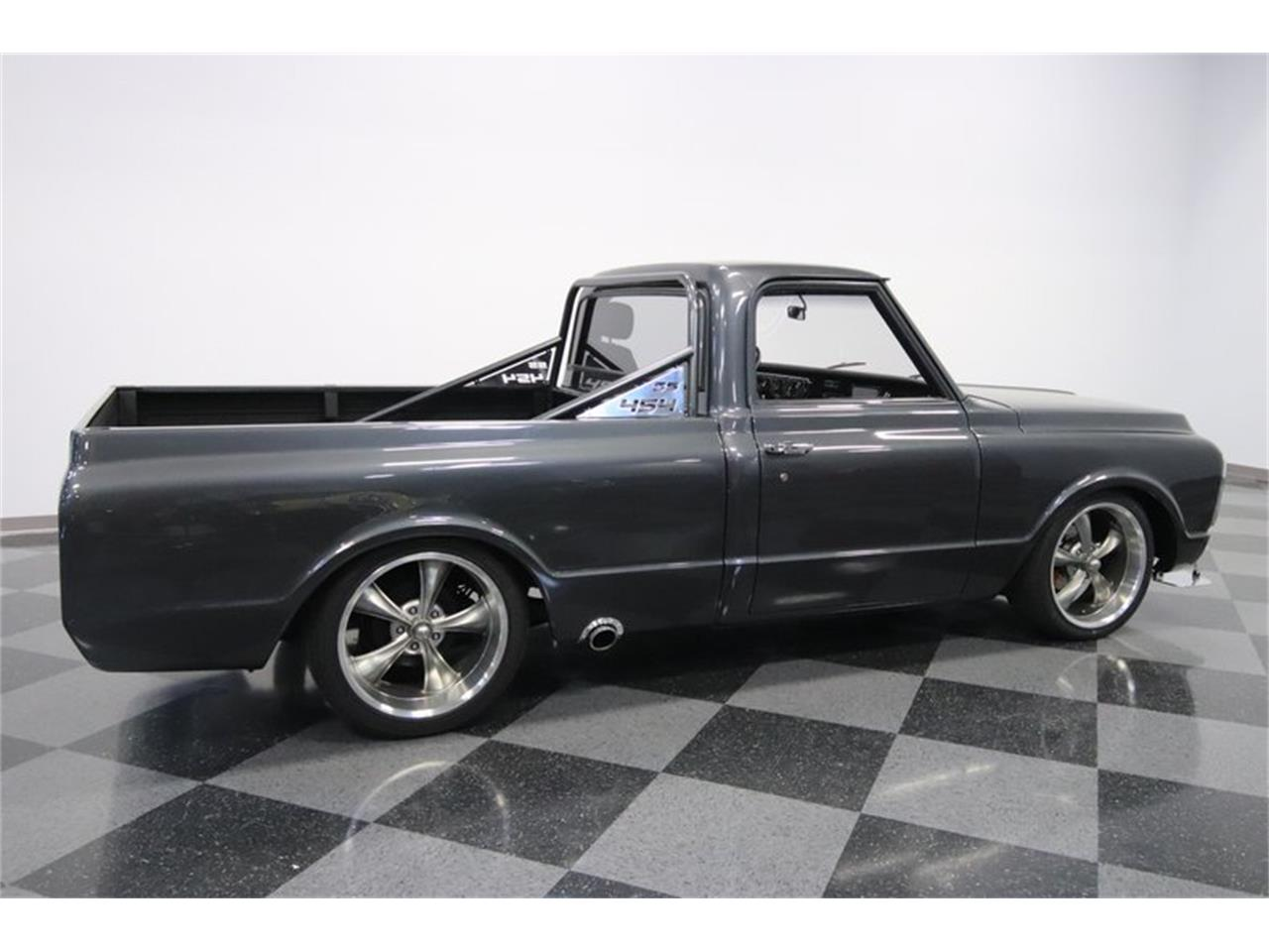 Large Picture of '70 Chevrolet C10 located in Mesa Arizona - $58,995.00 Offered by Streetside Classics - Phoenix - NIMH