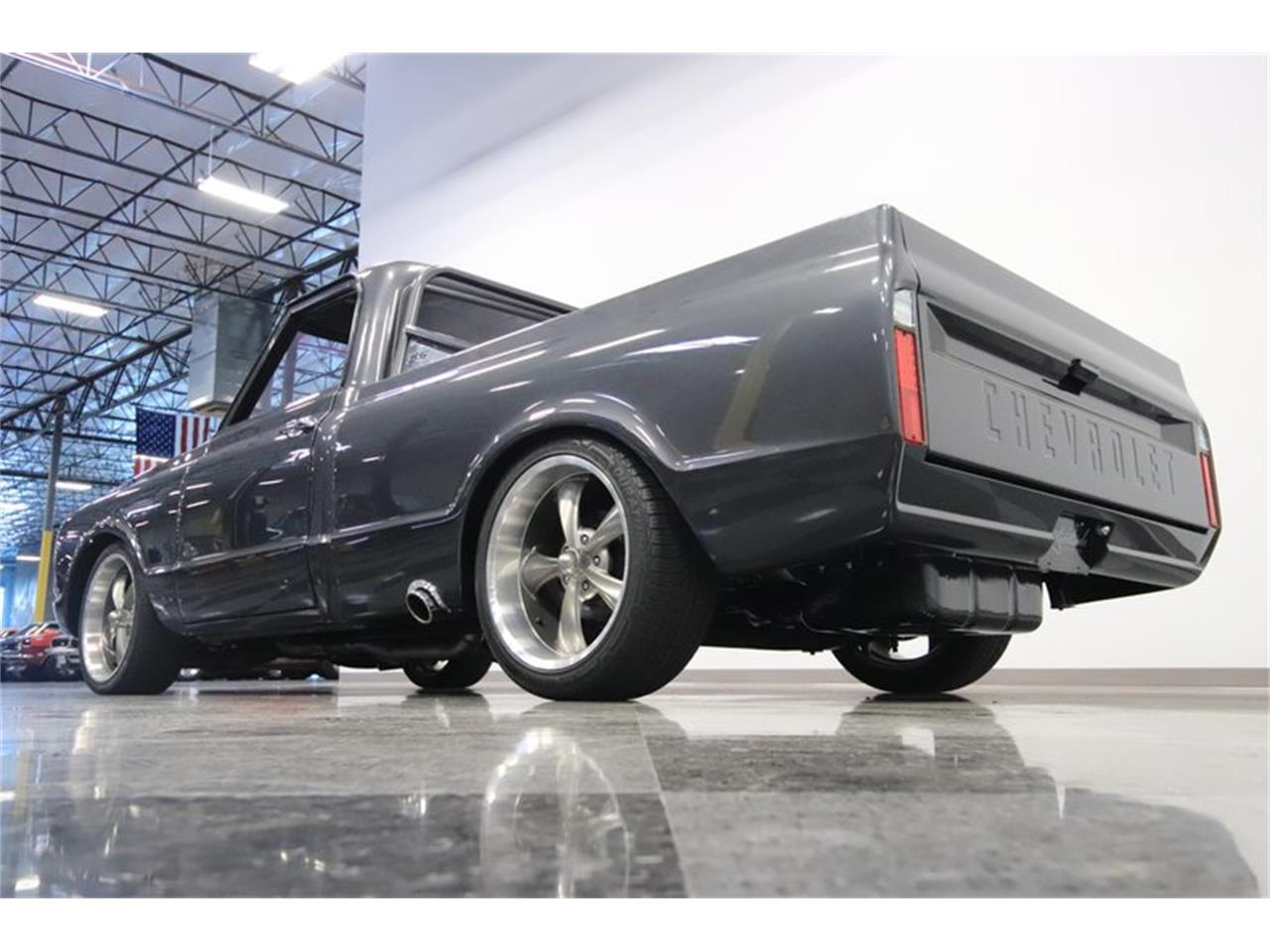 Large Picture of '70 Chevrolet C10 located in Arizona - $58,995.00 Offered by Streetside Classics - Phoenix - NIMH