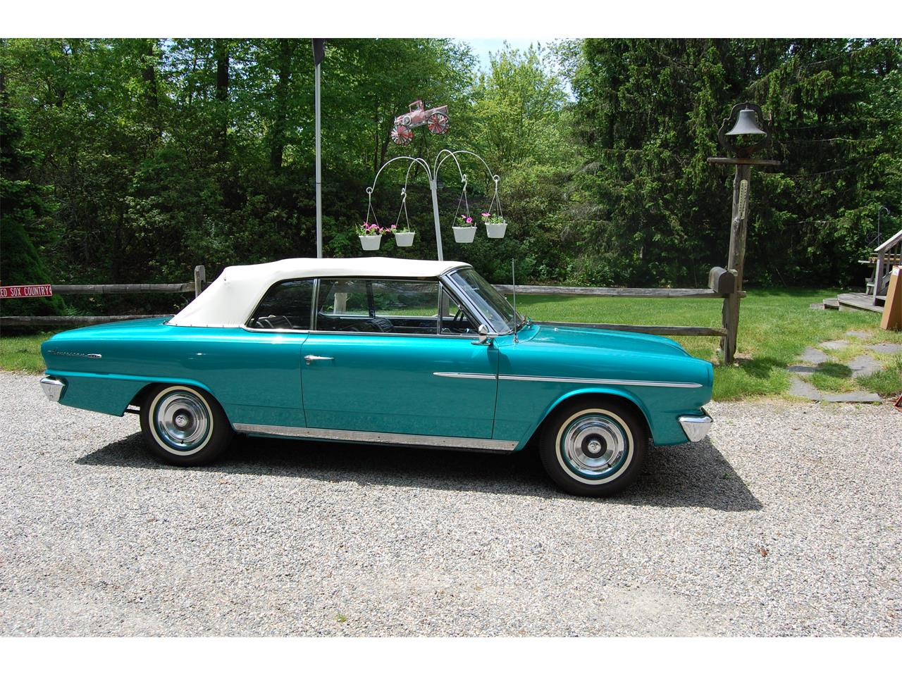 Large Picture of Classic 1964 AMC Rambler located in Ridgefield Connecticut - $10,900.00 - NIN4