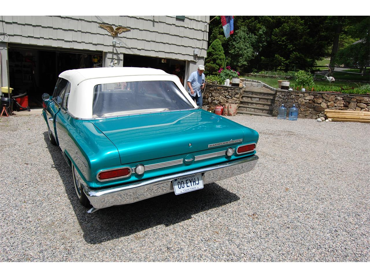 Large Picture of 1964 AMC Rambler located in Ridgefield Connecticut - $10,900.00 Offered by a Private Seller - NIN4