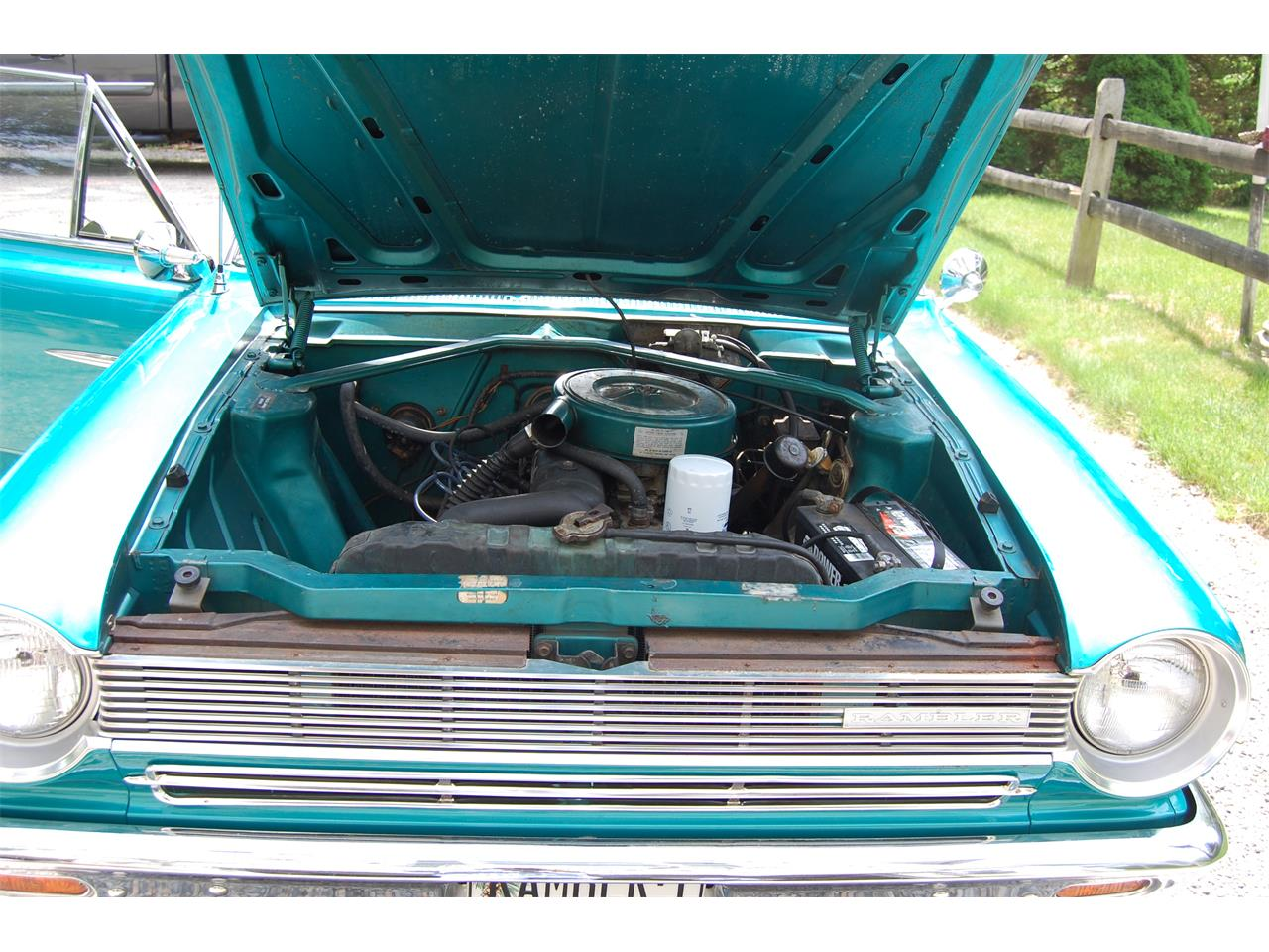 Large Picture of Classic 1964 AMC Rambler located in Connecticut Offered by a Private Seller - NIN4