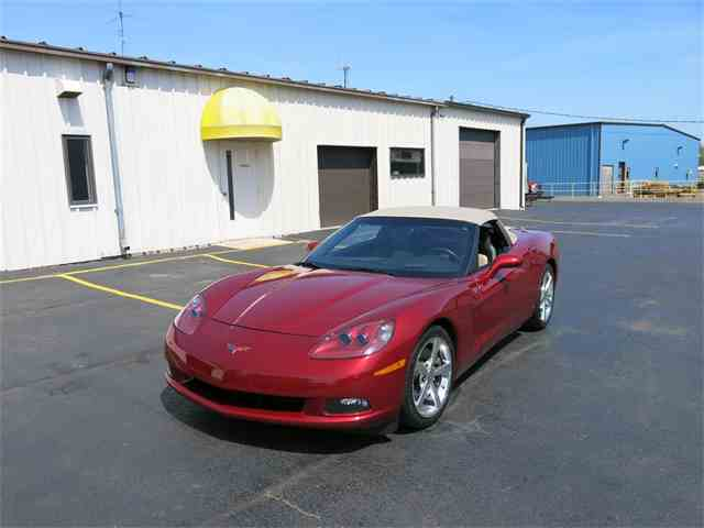 Picture of '09 Chevrolet Corvette located in Manitowoc Wisconsin - $32,750.00 Offered by  - NIN6