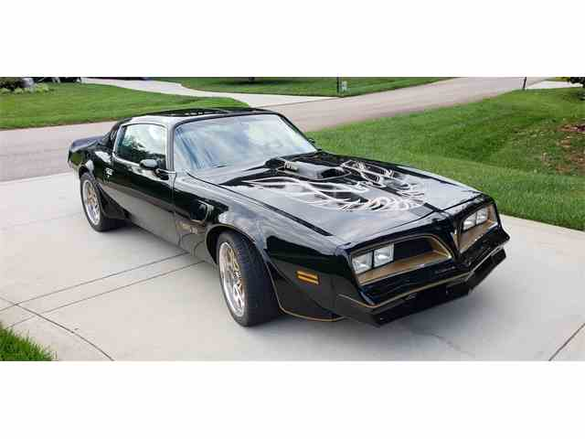 Picture of 1978 Firebird Trans Am located in Wake Forest North Carolina - NIN8
